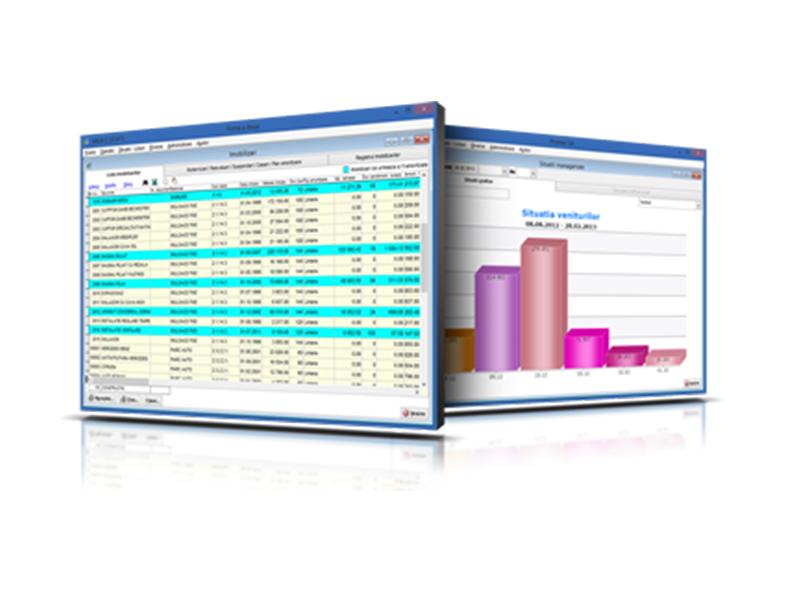 Instalare, configurare și mentenanță program contabilitate SagaSoft